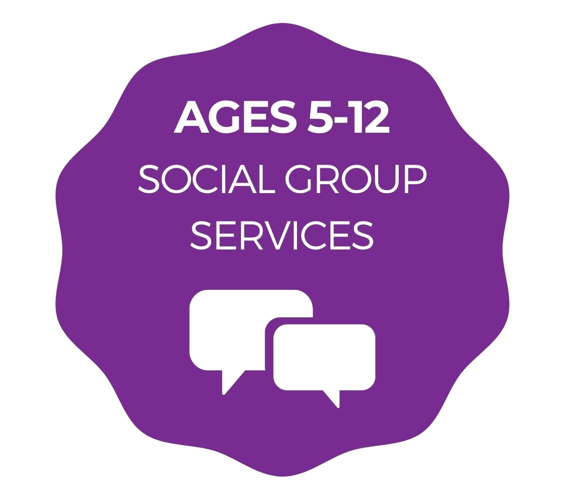 Ages 5-12 Social Group Services